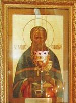 Покровский собор, Муром, Икона Иоанна Кронштадтского
