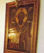 Покровский собор, Муром, Икона святителя Николая