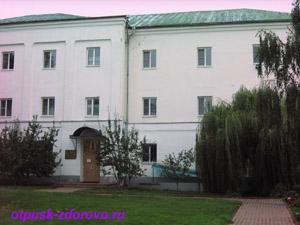 Спасо-Преображенский монастырь в Муроме, Паломнический центр и гостиница