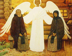 Святые князья Петр и Феврония, муромские чудотворцы, история вечной любви