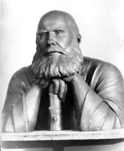 Преподобной Илья Муромец, былинный русский богатырь