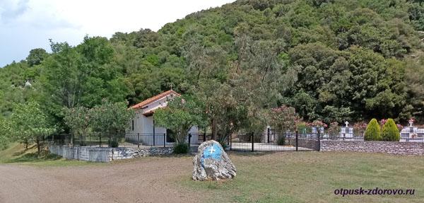 Греческое кладбище, Пелопоннес