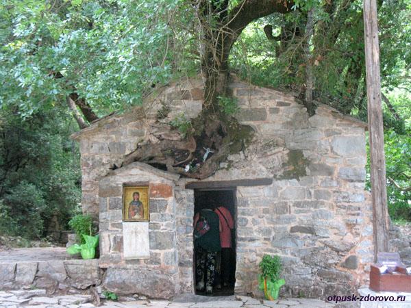 Церковь святой Феодоры , Пелопоннес