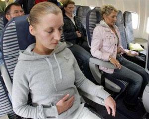 Боюсь летать на самолете! Что делать? Расслабьтесь!