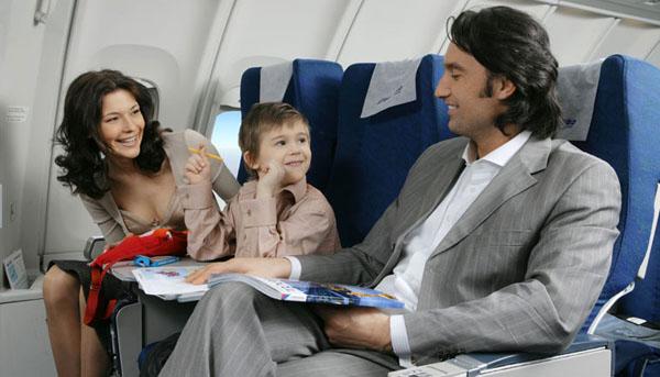 Боюсь летать на самолете! Что делать? Общение с семьей