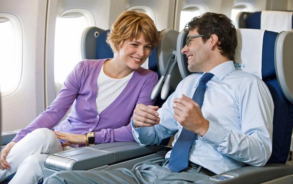Боюсь летать на самолете! Что делать? Общение с соседом