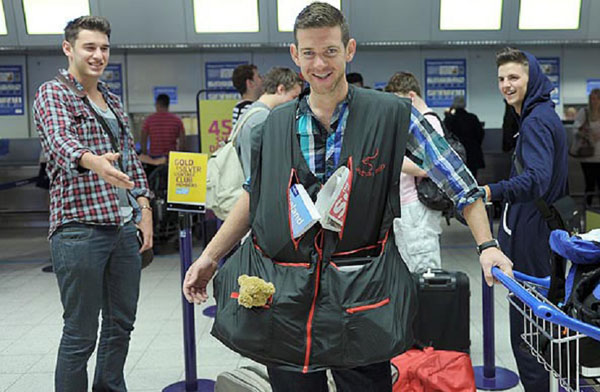 Как перевозить багаж в самолете. Нормы, Правила, Советы