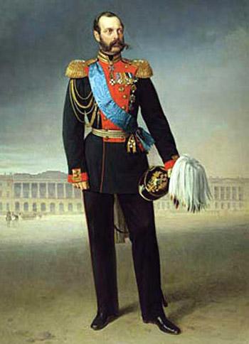 Александр II, портрет