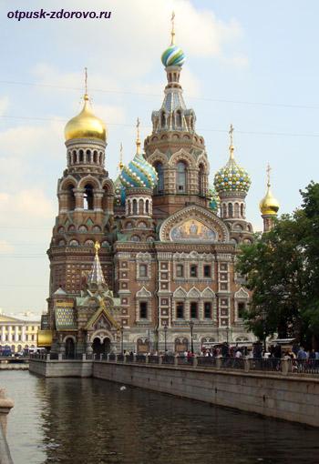 Собор Спаса-на-Крови в Санкт-Петербурге