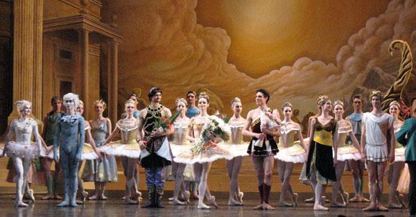 Мариинский театр Санкт-Петербург