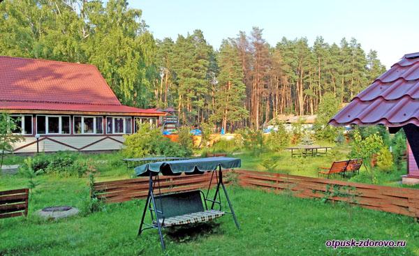 База отдыха Лебяжье, Казань