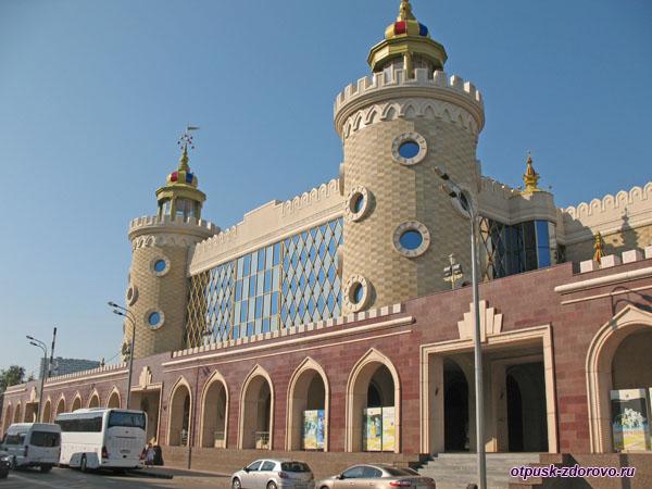 Детский театр кукол Экият, Казань
