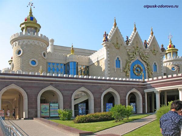 Татарский государственный Театр Кукол Экият, Казань
