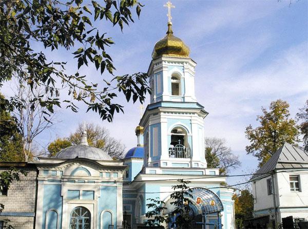 Церковь Ярославских Чудотворцев в Казани