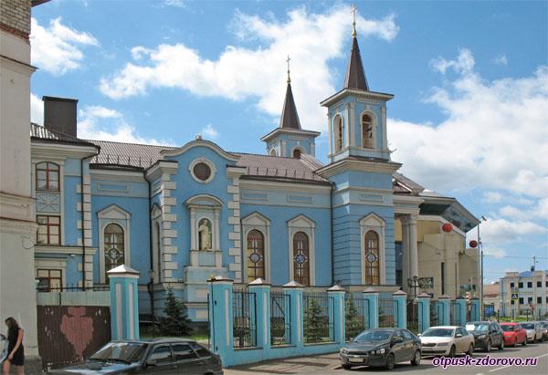 Католический костел в Казани