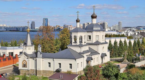 Церковь святой Евдокии, Казань