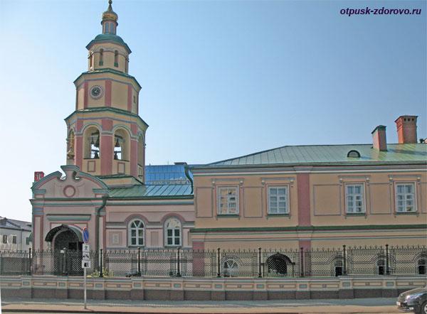 Храм Сошествия Святого Духа, Казань