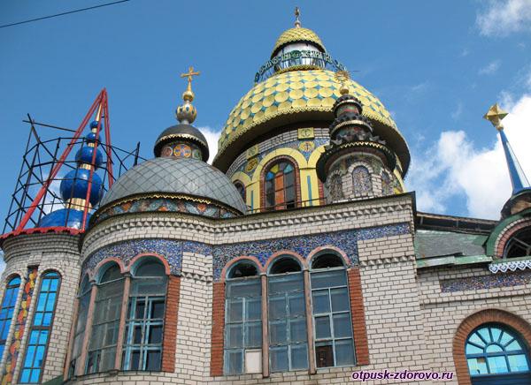 Дом всех религий, Казань