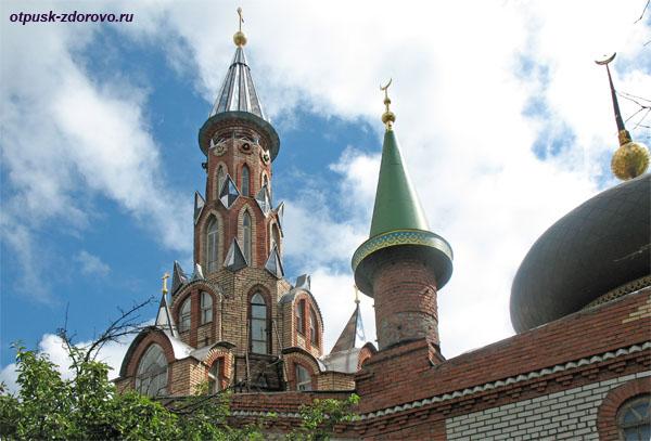 Собор Всех Религий в Казани
