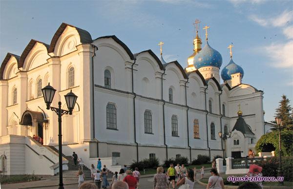 Благовещенский собор, Казанского кремля
