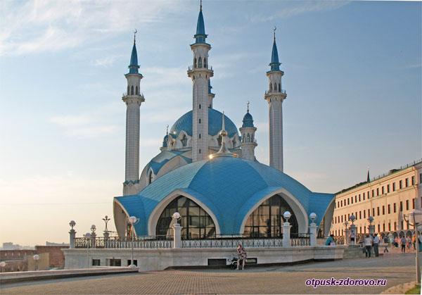 Мечеть Кул-Шериф, Казань