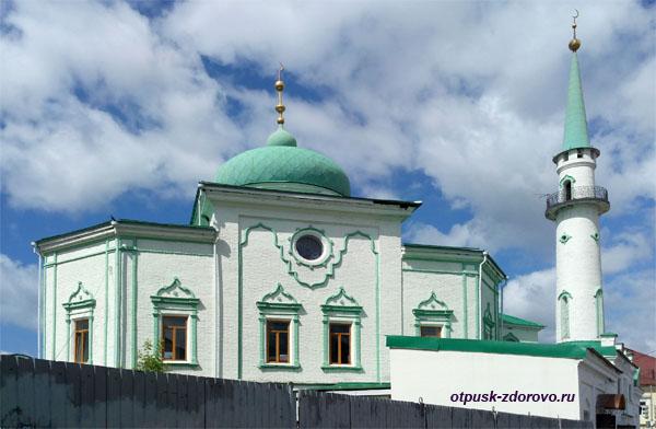 Мечеть Нурулла, Казань