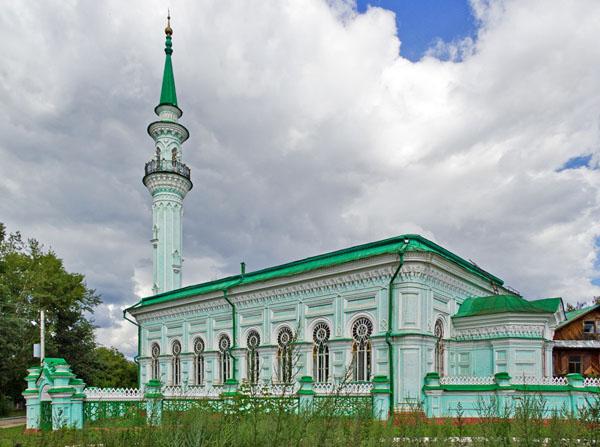 Азимовская мечеть, Казань