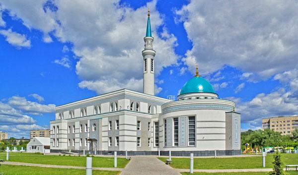 Мечеть Ярдэм, Казань