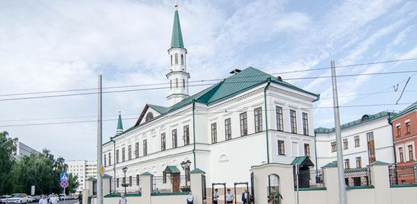 Галеевская мечеть, Казань