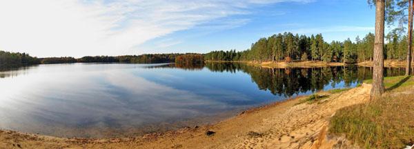 Озеро Глубокое, Казань