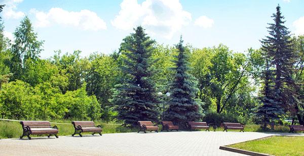Казанский парк Крылья Советов
