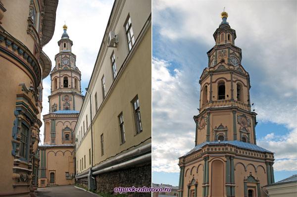 Колокольня Петропавловского храма, Казань