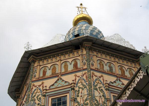 Храм Петра и Павла в Казани