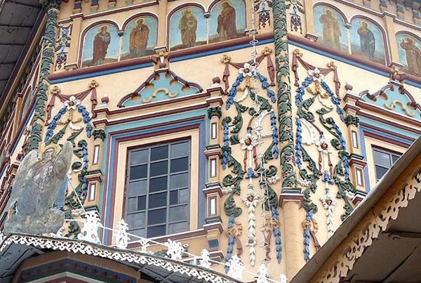 Казанский Храм Петра и Павла