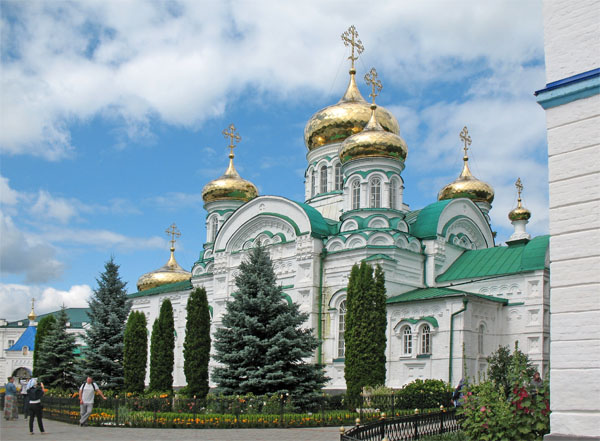 Собор святой Троицы, Раифский монастырь, Казань