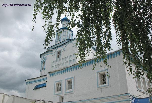 Софийская церковь, Раифский монастырь, Казань