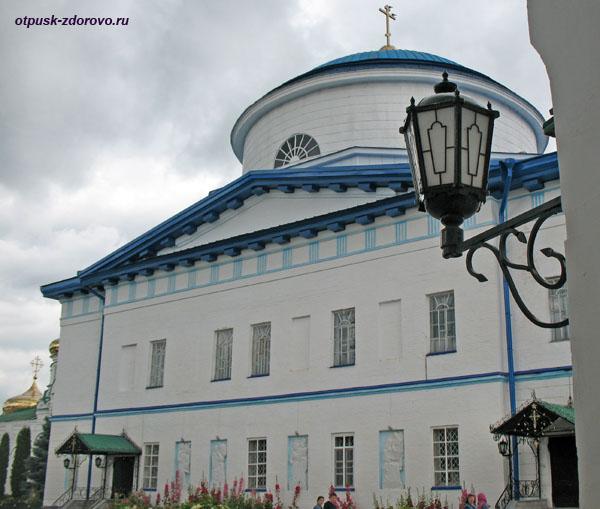 Грузинский собор, Раифский монастырь, Казань