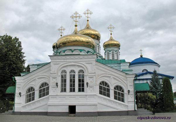Троицкий собор, Раифский монастырь, Казань