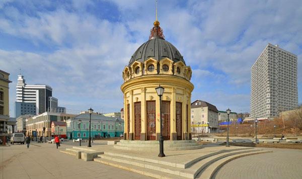 Ротонда, Казань