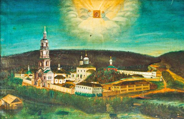 Седмиезерный монастырь в Казани