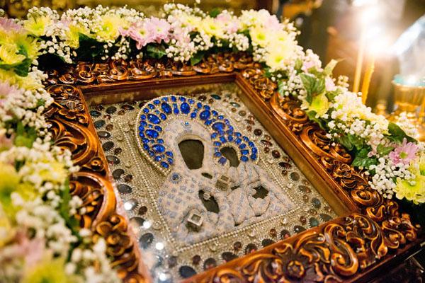 Чудотворная Смоленская Седмиезерная икона Божией Матери
