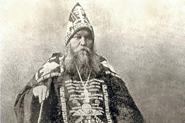 Старец Гавриил Зырянов, духовник Седмиозерской пустыни