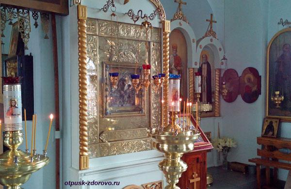 Икона Смоленской Седмиезерной Богородицы, Казань