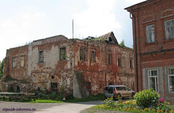 Братские корпуса, Семиозерский монастырь, Казань
