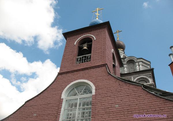 Колокольня Седмиозерского монастыря, Казань