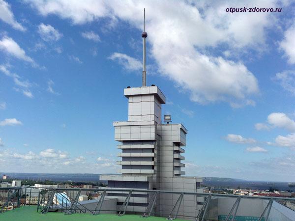 Смотровая площадка Гранд Отель, Казань