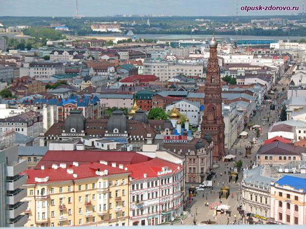 Колокольня Богоявленского собора, Казань