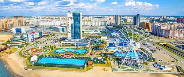 Комплекс Ривьера, Казань