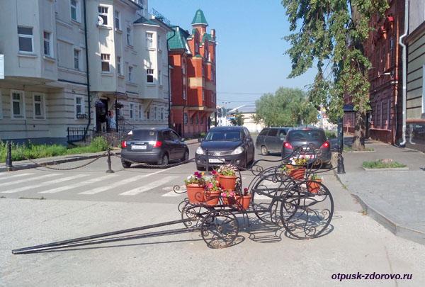 Старотатарская слобода в Казани
