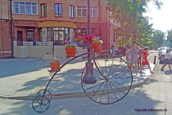 На улицах Старо-Татарской слободы, Казань